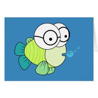 Fish氏 カード