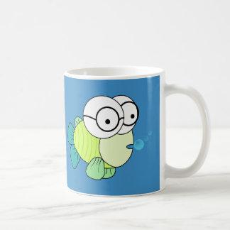 Fish氏 コーヒーマグカップ