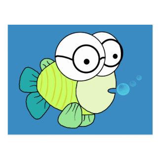 Fish氏 ポストカード