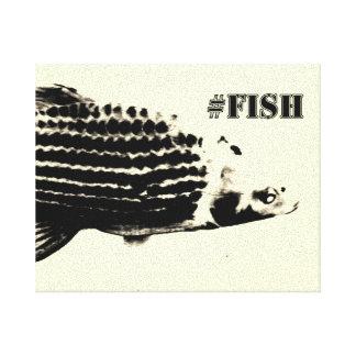 #FISH キャンバスプリント