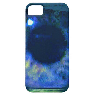 Fishbowlによって見る青い目 iPhone SE/5/5s ケース