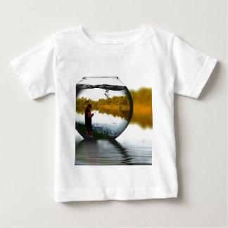 Fishbowlの採取 ベビーTシャツ