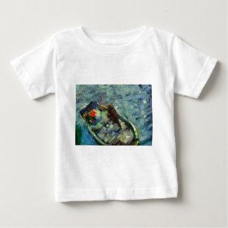 fisherman_saikung香港 ベビーTシャツ