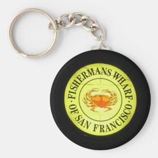Fishermansの波止場Keychain キーホルダー