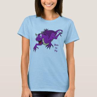 Fishfryはドラゴンを設計します Tシャツ