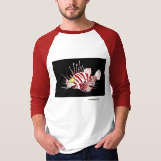Fishfryはミノカサゴを設計します Tシャツ