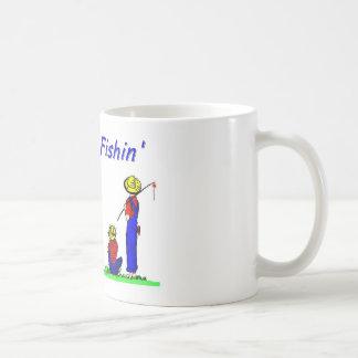 Fishinの積み込みFisherboys コーヒーマグカップ