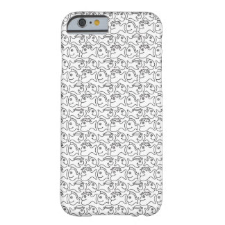 FishSilliesの電話箱 Barely There iPhone 6 ケース
