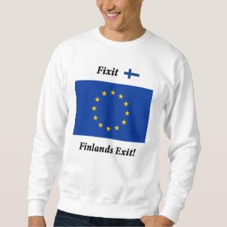Fixit - Finlandsの出口! ジャンパー スウェットシャツ