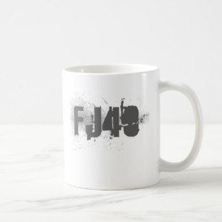 FJ40タイプ コーヒーマグカップ