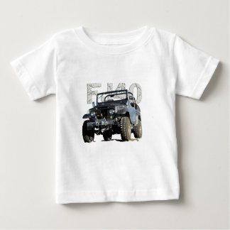 FJ40 Landcruiserの服装 ベビーTシャツ