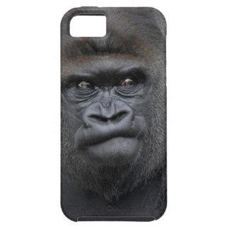 Flachlandgorillaのゴリラのゴリラ、 iPhone 5 カバー