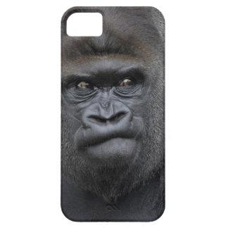 Flachlandgorillaのゴリラのゴリラ、 iPhone SE/5/5s ケース