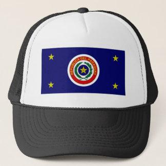 Flagパラグアイの大統領 キャップ