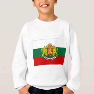 Flagブルガリアの大統領 スウェットシャツ