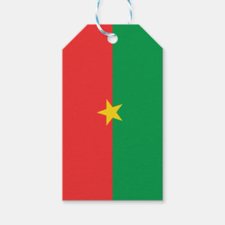 flag_burkina_farso ギフトタグ