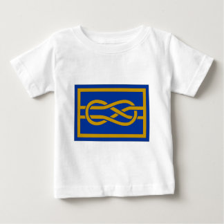 Flag FIAVの事務総長 ベビーTシャツ