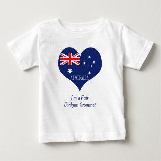 Flag of Australia ベビーTシャツ