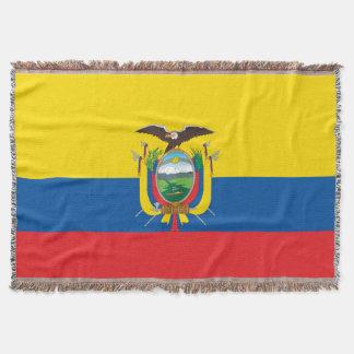 Flag of Ecuador スローブランケット