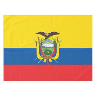 Flag of Ecuador テーブルクロス