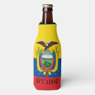 Flag of Ecuador ボトルクーラー