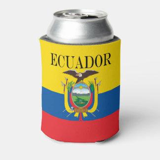 Flag of Ecuador 缶クーラー