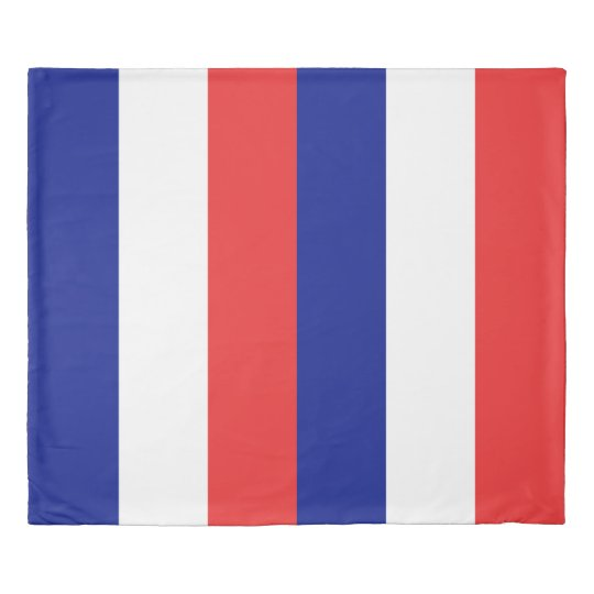 Flag of France French Tricolore 掛け布団カバー