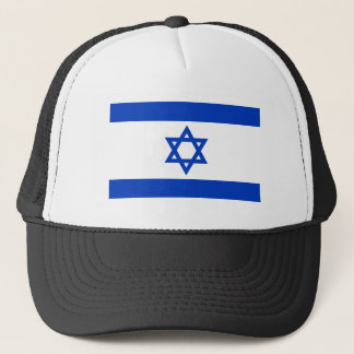 Flag_of_Israel キャップ