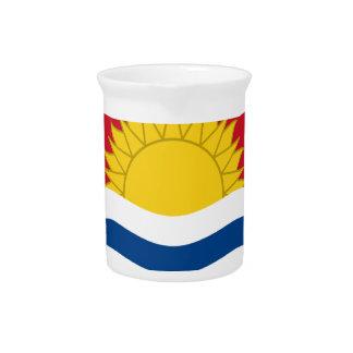 Flag_of_Kiribati ピッチャー
