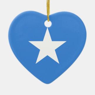 Flag_of_Somalia セラミックオーナメント