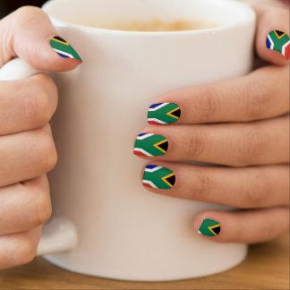 Flag of South Africa Bokke ネイルアート