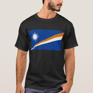 Flag_of_the_Marshall_Islands Tシャツ