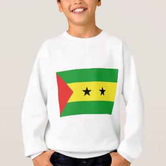 flag_saotomeeprincipe.ai スウェットシャツ
