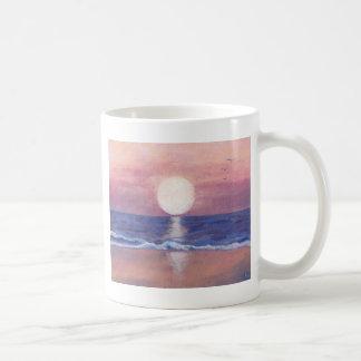 Flaglerのビーチの夢 コーヒーマグカップ