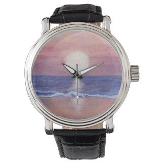 Flaglerのビーチの夢 腕時計