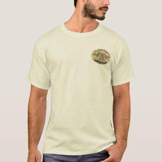 Flagstaffのルート66 Tシャツ