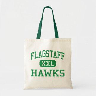 Flagstaff -タカ-後輩- Flagstaffアリゾナ トートバッグ