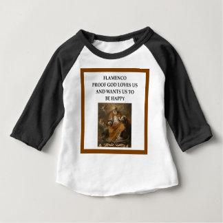 flaminco ベビーTシャツ