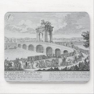 FlaminiaによるAugustusの橋、リミニの近くで、I マウスパッド