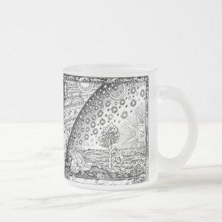 Flammarionsの放浪者 フロストグラスマグカップ