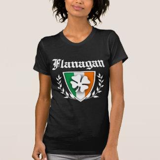 Flanaganのシャムロックの頂上 Tシャツ
