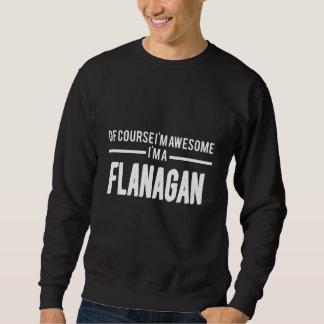 FLANAGANのTシャツがある愛 スウェットシャツ
