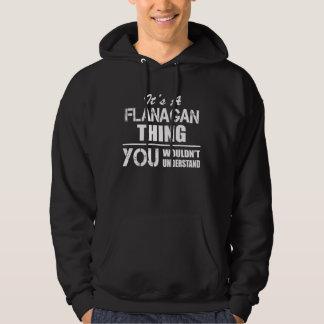 Flanagan パーカ