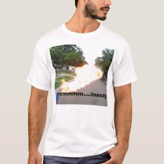 Flemthrower 1、mmmmmm….toasty tシャツ