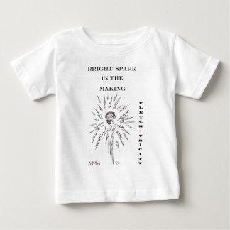 Fletch-tricity -作成の明るい火花 ベビーTシャツ