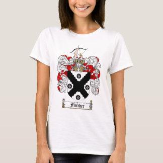 FLETCHERの家紋- FLETCHERの紋章付き外衣 Tシャツ
