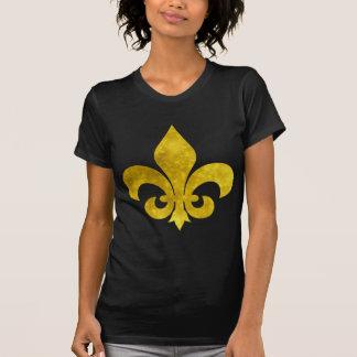 Fleur De Art Goldの錆 Tシャツ