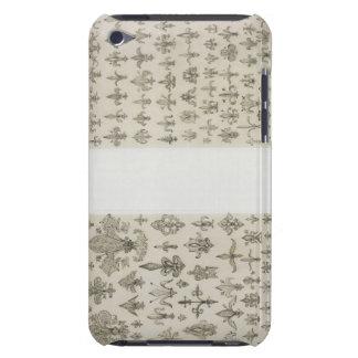 Fleur de Lysはあらゆる年齢とすべてのaから設計します Case-Mate iPod Touch ケース