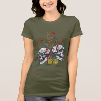 Fleur de Rock Women'sのワイシャツ Tシャツ