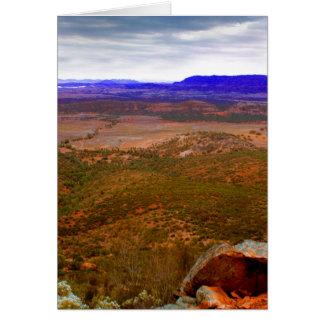 Flindersの範囲で醸造する嵐 カード